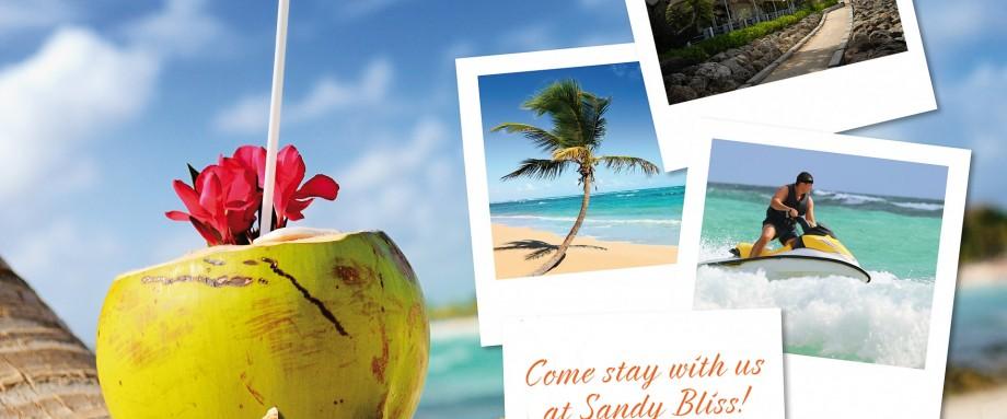 Barbados Vacation Specials at Sandy Bliss